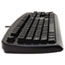 Kensington® Comfort Type USB Keyboard, 104 Keys, Black Thumbnail 3