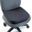 """Kensington® Memory Foam Seat Rest, 13-1/2""""w x 14 1/2""""d x 2""""h, Black Thumbnail 1"""