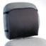 "Kensington® Memory Foam Backrest, 16""w x 12""d x 16""h, Black Thumbnail 1"