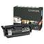 Lexmark™ X651H11A High-Yield Return Program Toner, 25000 Pg-Yld, Black Thumbnail 1