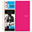 Five Star® Trend Wirebound Notebook, College Ruled, 8 1/2 x 11, White, 3 Subject 150 Sheets Thumbnail 2