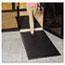 Guardian Clean Step Outdoor Rubber Scraper Mat, Polypropylene, 36 x 60, Black Thumbnail 3