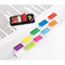 Post-it® Flags Standard Page Flags in Dispenser, Red, 100/PK Thumbnail 2