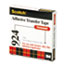 """Scotch™ Adhesive Transfer Tape, 1/2"""" Wide x 36yds Thumbnail 1"""