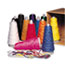 Pacon® Trait-Tex Double Weight Yarn Cones, 2 oz, Assorted Colors, 12/Box Thumbnail 1