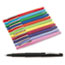 Paper Mate® Flair Felt Tip Marker Pen, Assorted Ink, Medium, Dozen Thumbnail 2