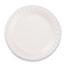 "Hefty® Soak Proof Tableware, Foam Plates, 8 7/8"" dia, 100/Pack Thumbnail 2"