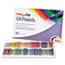 Pentel® Oil Pastel Set With Carrying Case,45-Color Set, Assorted, 50/Set Thumbnail 1