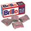 Brillo® Steel Wool Soap Pad, 10/BX, 12 BX/CT Thumbnail 1