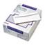 Quality Park™ Park Ridge Embossed Executive Envelope, Contemporary, #10, White, 500/Box Thumbnail 1