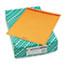 "Quality Park™ 12 x 15 1/2"" Clasp Envelopes, 28 lb. Brown Kraft, 100/BX Thumbnail 2"