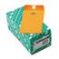 Quality Park™ Clasp Envelope, 4 x 6 3/8, 28lb, Brown Kraft, 100/Box Thumbnail 1