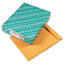 Quality Park™ Catalog Envelope, 12 x 15 1/2, Brown Kraft, 100/Box Thumbnail 1