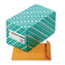 Quality Park™ Redi-Seal Catalog Envelope, 7 1/2 x 10 1/2, Brown Kraft, 250/Box Thumbnail 1