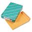 Quality Park™ Redi-Seal Catalog Envelope, 9 x 12, Brown Kraft, 100/Box Thumbnail 2