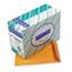 Quality Park™ Redi-Seal Catalog Envelope, 10 x 13, Brown Kraft, 250/Box Thumbnail 1