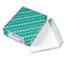 Quality Park™ Redi Strip Open Side Booklet Envelope, Contemporary, 12 x 9, White, 100/Box Thumbnail 1