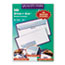 Quality Park™ Reveal-N-Seal Window Envelope, Contemporary, #10, White, 500/Box Thumbnail 2