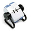 Rolodex™ Open Rotary Card File Holds 500 2-1/4 x 4 Cards, Black Thumbnail 1