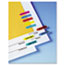 "Redi-Tag® Mini Arrow Page Flags, ""Sign Here"", Blue/Mint/Red/Yellow, 126 Flags/Pack Thumbnail 4"