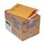 Sealed Air Jiffylite Self-Seal Mailer, Side Seam, #1, 7 1/4 x 12, Golden Brown, 25/Carton Thumbnail 1