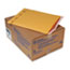 Sealed Air Jiffylite Self-Seal Mailer, Side Seam, #6, 12 1/2 x 19, Golden Brown, 25/Carton Thumbnail 1