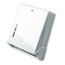 San Jamar® True Fold C-Fold/Multifold Paper Towel Dispenser, White, 11 5/8 x 5 x 14 1/2 Thumbnail 2