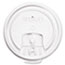 SOLO® Cup Company Hot Cup Lids, White, 1000/Carton Thumbnail 1