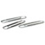 ACCO® Smooth Economy Paper Clip, Steel Wire, Jumbo, Silver, 100/Box, 10 Boxes/Pack Thumbnail 4