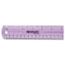 "Westcott® 12"" Jewel Colored Ruler Thumbnail 1"