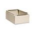 Tennsco Optional Locker Base, 12w x 18d x 6h, Sand Thumbnail 1