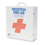 PhysiciansCare® Industrial First Aid Kit for 100 People, Contains 763 Pieces Thumbnail 1