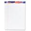 TOPS™ American Pride Writing Pad, Legal/Wide, 8 1/2 x 11 3/4, White, 50 Sheets, Dozen Thumbnail 2