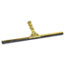 "Unger® Golden Clip Brass Squeegee Complete, 18"" Wide Thumbnail 1"