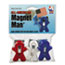Adams Manufacturing Magnet Man Clip, Plastic, Assorted Colors, 3/Pack Thumbnail 1