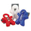 Adams Manufacturing Magnet Man Clip, Plastic, Assorted Colors, 3/Pack Thumbnail 2