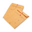 Universal® String and Button Interoffice Envelope, #97, Two-Sided Five-Column Format, 10 x 13, Light Brown Kraft, 100/Box Thumbnail 2