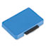 Identity Group T5440 Dater Replacement Ink Pad, 1 1/8 x 2, Blue Thumbnail 1