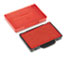 Identity Group Trodat T5460 Dater Replacement Ink Pad, 1 3/8 x 2 3/8, Red Thumbnail 2