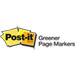 Post-it® Greener Page Markers