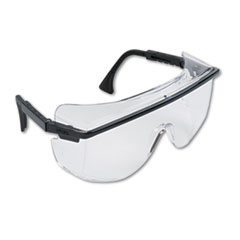 UVX S2500 Honeywell Uvex Astro OTG 3001 Safety Glasses UVXS2500