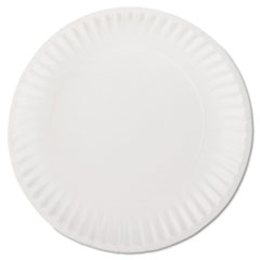 AJM PP9GREWHPK AJM Packaging Corporation Paper Plates AJMPP9GREWHPK