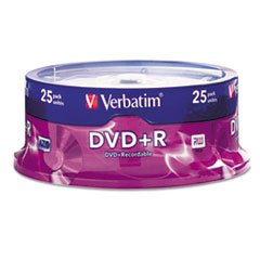 VER 95033 Verbatim DVD+R Recordable Disc VER95033