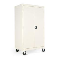 ALE CM6624PY Alera Assembled Mobile Storage Cabinet ALECM6624PY