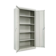 ALE CM7218LG Alera Heavy Duty Welded Storage Cabinet ALECM7218LG