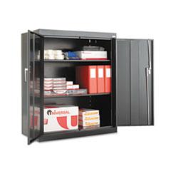 ALE CM4218BK Alera Heavy Duty Welded Storage Cabinet ALECM4218BK
