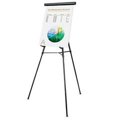 UNV 43150 Universal Lightweight Telescoping 3-Leg Easel UNV43150