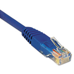TRP N002003BL Tripp Lite CAT5e Molded Patch Cable TRPN002003BL