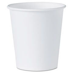 SCC 44 Dart White Paper Water Cups SCC44