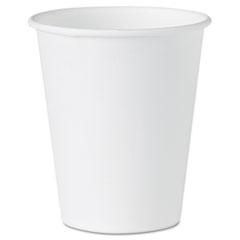 SCC 404 Dart White Paper Water Cups SCC404